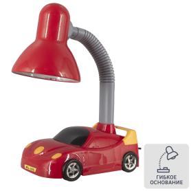 Светильник настольный «Car» KD-383 1хЕ27х40 Вт, цвет красный