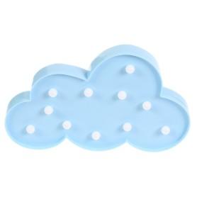 Ночник светодиодный «Облако» 3 Вт 250 Лм свет тёплый белый