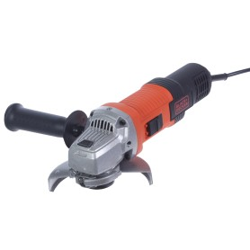УШМ (болгарка) Black&Decker G850, 850 Вт, 125 мм