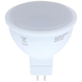 Лампа светодиодная Osram, GU5.3, 5.2 Вт, 500 Лм, свет тёплый белый, матовая колба