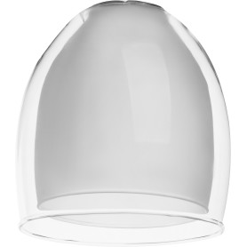 Плафон VL0074, Е14, 40 Вт, стекло, цвет белый