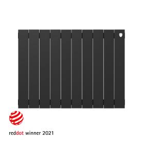 Радиатор Royal Thermo PianoForte 500 10 секций, Noir Sable