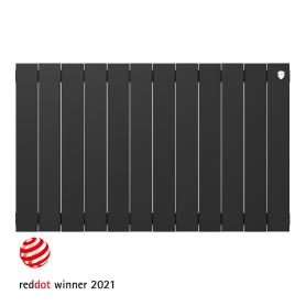 Радиатор Royal Thermo PianoForte 500 12 секций, Noir Sable