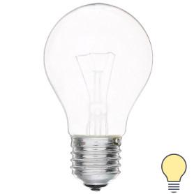 Лампа накаливания Radium «Стандарт», E27, 60 Вт, прозрачная колба