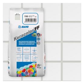 Затирка Mapei Keracolor FF 110 цвет манхеттен 2000 2 кг
