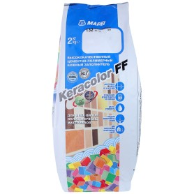 Затирка Mapei Keracolor FF 132 цвет бежевый 2 кг