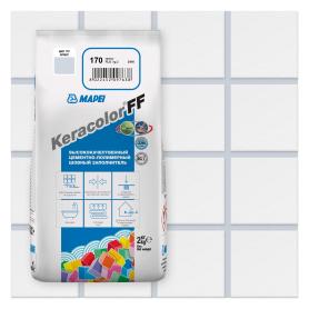 Затирка Mapei Keracolor FF 170 цвет крокус 2 кг