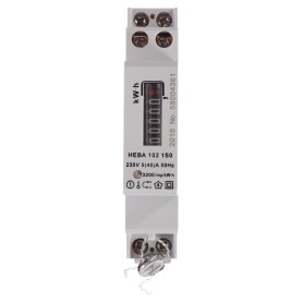Счётчик электроэнергии Нева102 1SO 5(40)А, однофазный