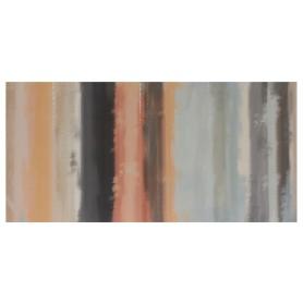 Бордюр «Новус Радуга 1» 30х60 см цвет бирюзовый