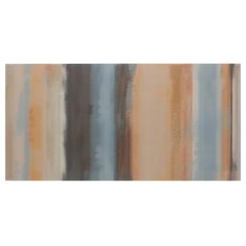 Декор Новус «Радуга 3» 30х60см цвет бирюзовый