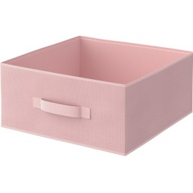 Короб Spaceo Kiss 15х31х31 см 14.4 л полиэстер цвет розовый