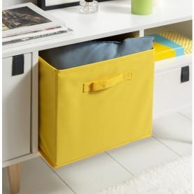Короб Spaceo Banana 31х31х31 см 29.7 л полиэстер цвет жёлтый