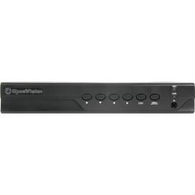 Видеорегистратор гибридный 4 канала HQ-9904