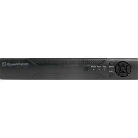 Видеорегистратор гибридный 4 канала HQ-9908