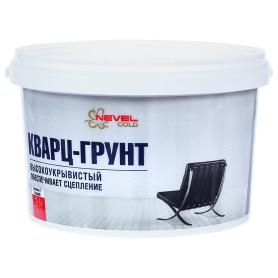 Кварц-грунт «Основа 1» 3 кг цвет белый