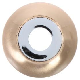 Фиксатор-вертушка для дверей 003 SG, ЦАМ, цвет матовое золото