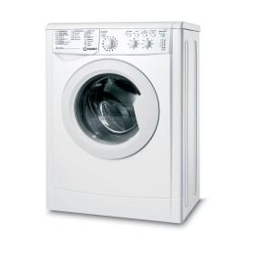Стиральная машина отдельно стоящая INDESIT IWSC 5105 (CIS), 5 кг, цвет белый