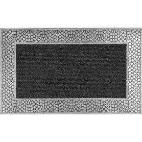 Коврик Viking «Брусчатка», 45x75 см, полипропилен/ПВХ