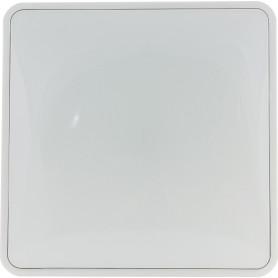 Светильник настенно-потолочный светодиодный Kvadri, 90 Вт, 220 В, с пультом ДУ
