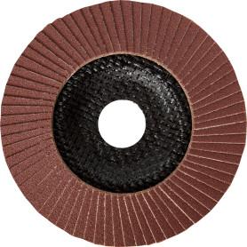 Диск лепестковый универсальный Dexter, Р120 125 мм