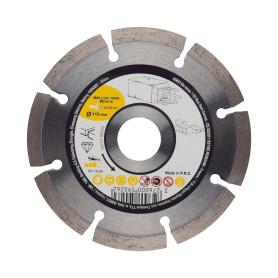 Алмазный диск по бетону 115Х22,2мм, 1шт