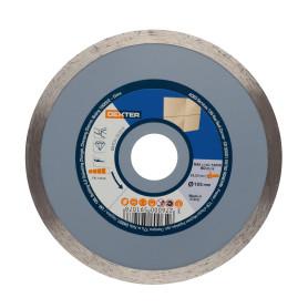 Диск алмазный по керамике Dexter, 125x22.2 мм