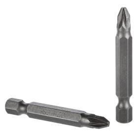 Биты Dexter, PZ2, 50 мм, 2 шт.