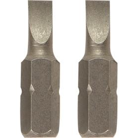 Биты Dexter, SL4.5, 25 мм, 2 шт.
