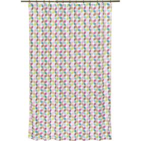 Штора на ленте «Геометрия», 145х180 см, цвет мультиколор