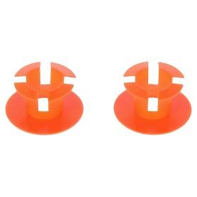Гильза потолочная М16, пластик, 2 шт.