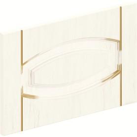 Дверь для ящика Delinia ID «Петергоф» 40x26 см, МДФ, цвет бежевый