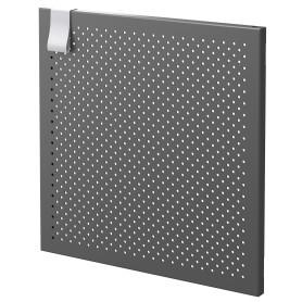 Дверь для стеллажа Spaceo Kub Paris 32x32 см металл цвет черный