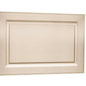 Дверь универсальная Delinia ID «Оксфорд» 60x38.4 см, МДФ, цвет бежевый