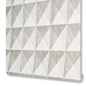 Обои флизелиновые Мир Concrete серые 1.06 м 45-197-04