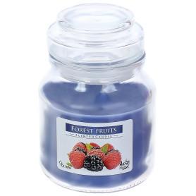 Свеча ароматизированная в банке «Лесные ягоды»