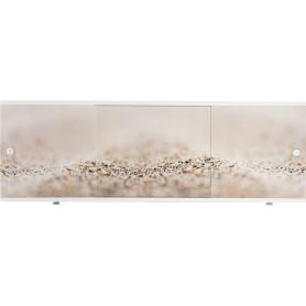 Экран под ванну Премиум Арт «Теплый песок» 148 см