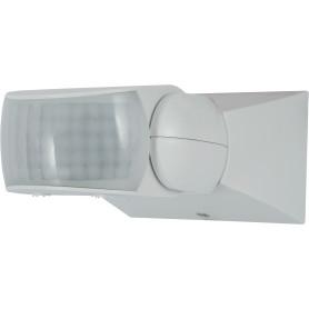 Датчик движения накладной, 180 градусов, 1200 Вт, цвет белый, IP65