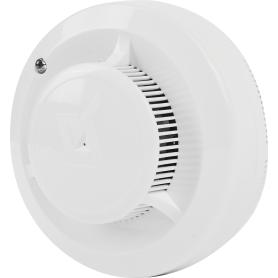 Датчик дыма электронный Smoke Alarm, цвет белый, IP20