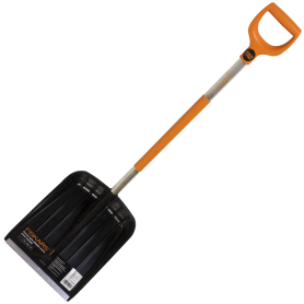 Лопата для уборки снега облегченная FISKARS SnowХpert