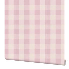 Обои флизелиновые Палитра Lagom розовые 1.06 м PL71107-15