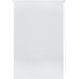 Штора рулонная «Полосы», 50х160 см, цвет белый