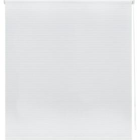 Штора рулонная «Полосы», 70х160 см, цвет белый