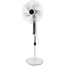 Вентилятор напольный Zanussi ZFF-901, D40 см, 45 Вт