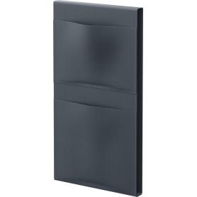 Органайзер дверной Spaceo KUB Paris цвет черный
