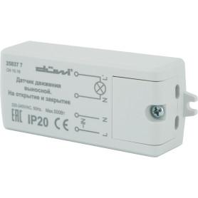 Датчик включения подсветки по открытию двери, 500 Вт, цвет белый, IP20