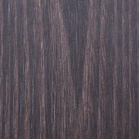 Деталь мебельная 600х200х16 мм ЛДСП, цвет дуб термо тёмный, кромка со всех сторон