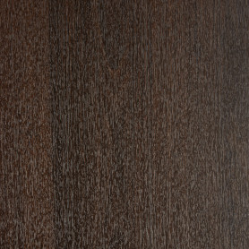 Деталь мебельная 2700х400х16 мм ЛДСП, цвет дуб термо тёмный, кромка с длинных сторон