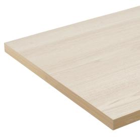 Деталь мебельная 2700х300х16 мм ЛДСП, цвет акация светлая, кромка с длинных сторон