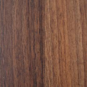 Деталь мебельная 600x200x16 мм ЛДСП, цвет орех антик, кромка со всех сторон