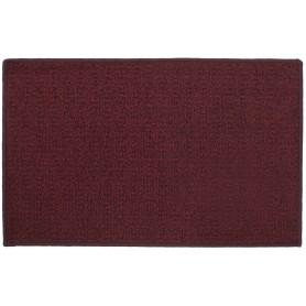 Коврик «Лиссабон», 50x80 см, нейлон, цвет красный